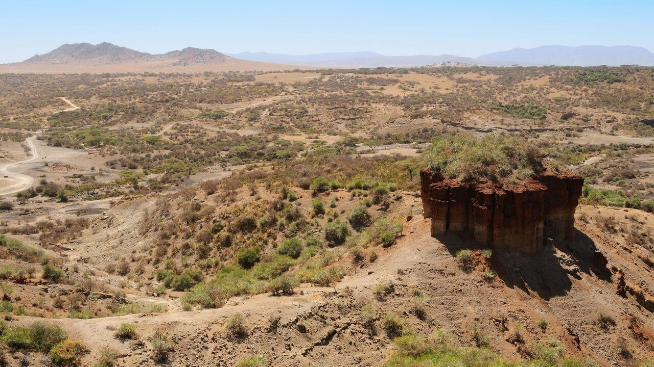 Nyika Discovery - Olduvai Gorge