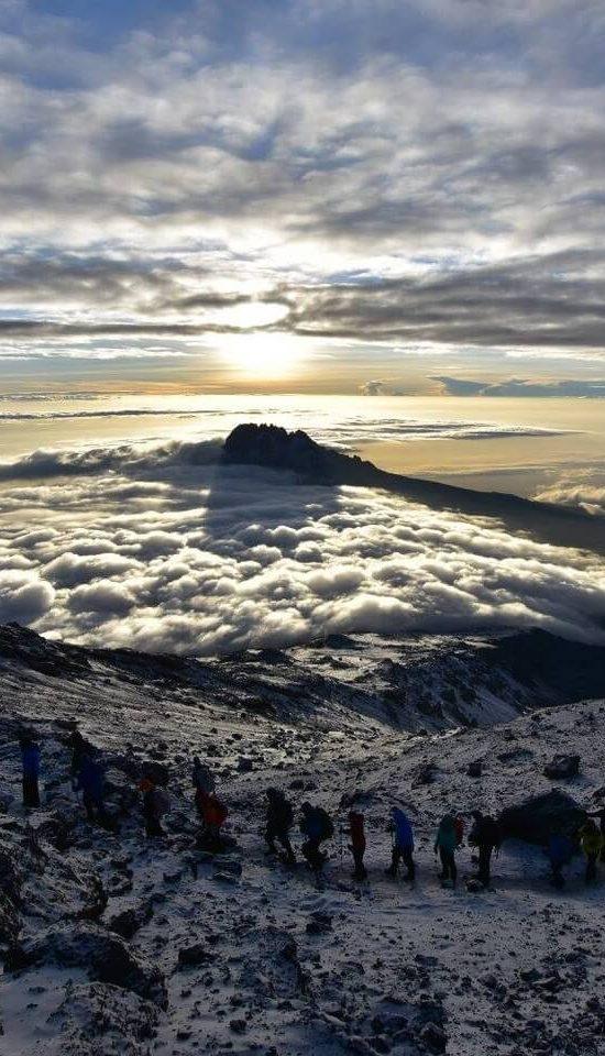 Nyika Discovery - Mount Kilimanjaro Machame route 8 days 1