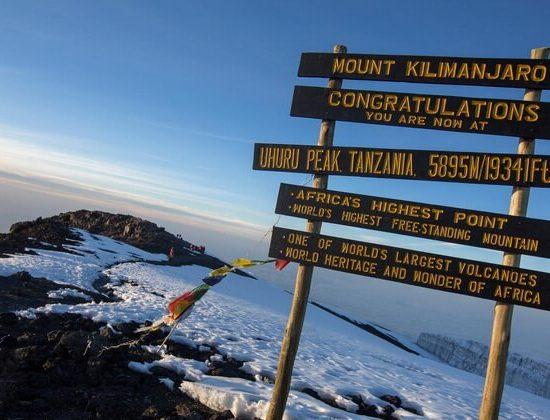 Nyika Discovery - Mount Kilimanjaro Lemosho route 8 days 02