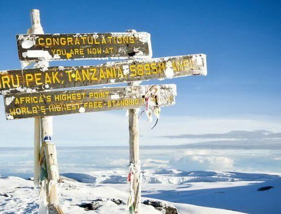 Nyika Discovery - Mount Kilimanjaro Lemosho route 9 days 02