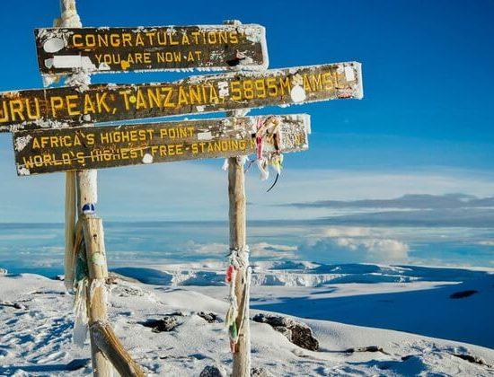 Nyika Discovery - Mount Kilimanjaro Machame route - 7 days 04